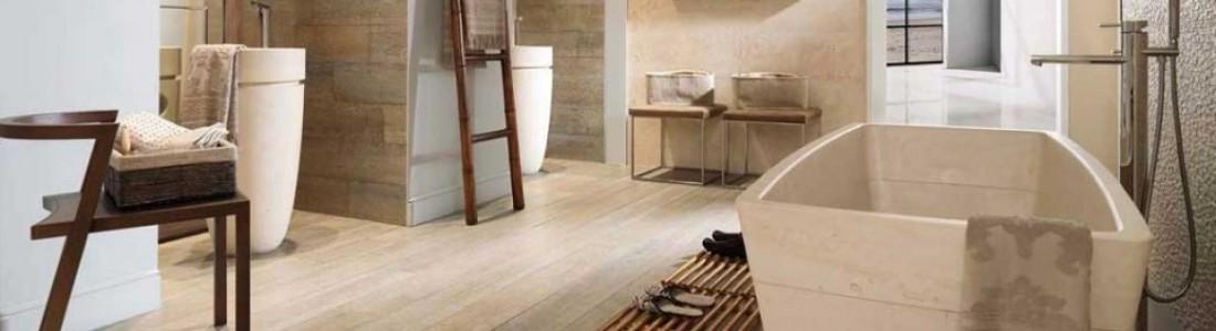 Houtlook keuken tegels - Badkamer keramische ...
