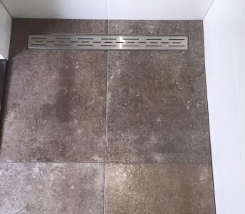 Badkamer 80×80 vloertegels